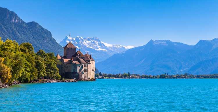 Boarding Schools Switzerland Geneva Lake Area