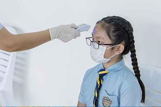 Protocolos de Saúde e Segurança