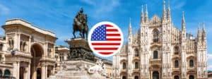 Le migliori scuole americane a Milano