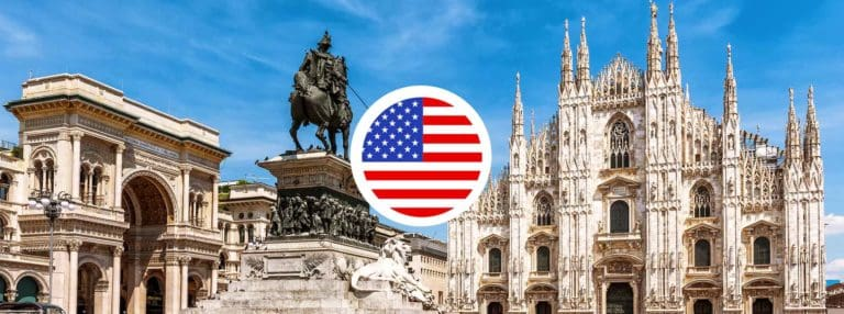 The Best American Schools in Milan