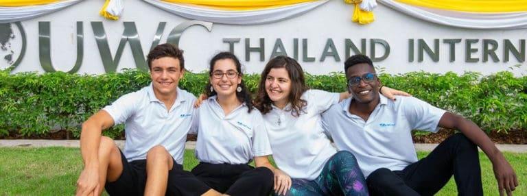 El viaje hacia el dominio del inglés en UWC Tailandia