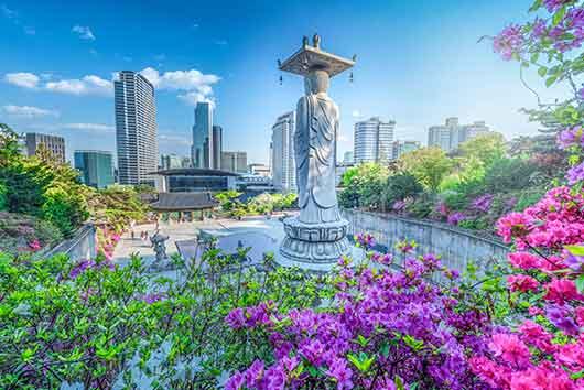 Szkoły IB Korea Południowa