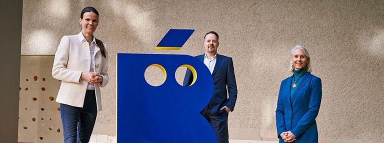 La BRI offre une bourse d'études en coopération avec Deutsche Finance Group