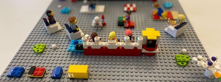 Premier défi de la Lego League
