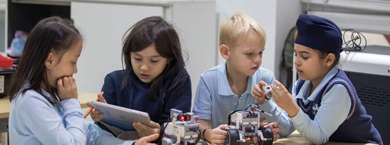 WISS, une éducation de l'IB inégalée et abordable à Shanghai