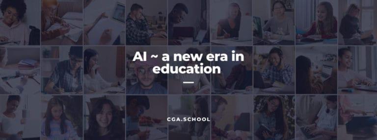 AI - a new era in education
