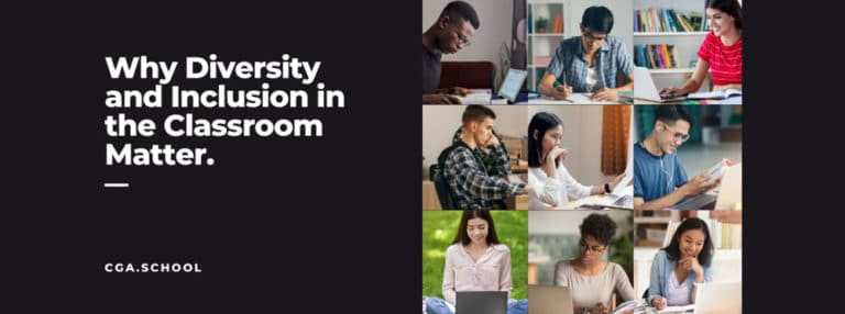 Why Diversity and Inclusion in the Classroom Matter