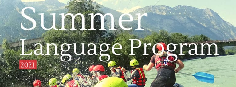 AIS-Salzburg Summer Language Program 2021 Info Guide
