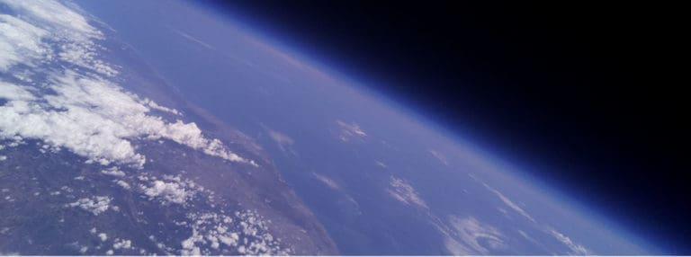 Programme spatial de l'école St. Peter's : Mission vers la stratosphère