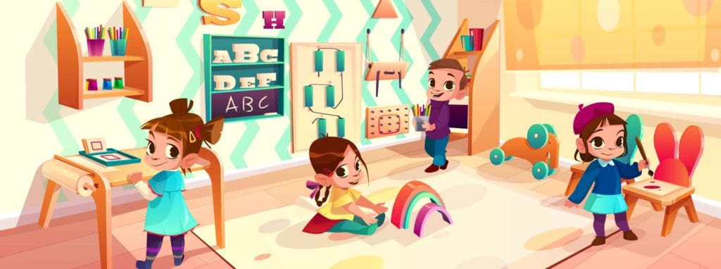 Best Montessori Online Schools in Murcia