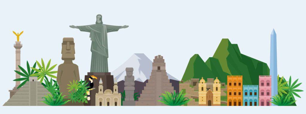 Best Online Schools in Central and South America