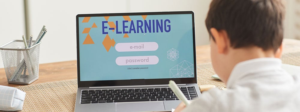 Is e-learning the best option for your child?