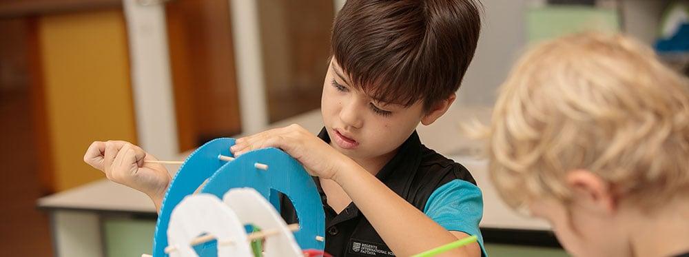 5 Ways the International Primary Curriculum benefits your child